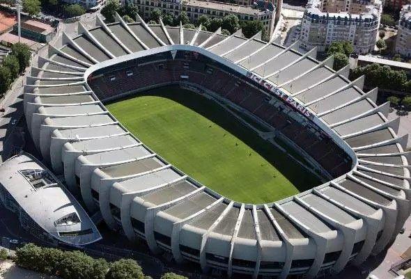 Parc des Princes - PSG - France | Parc, Stade de football ...
