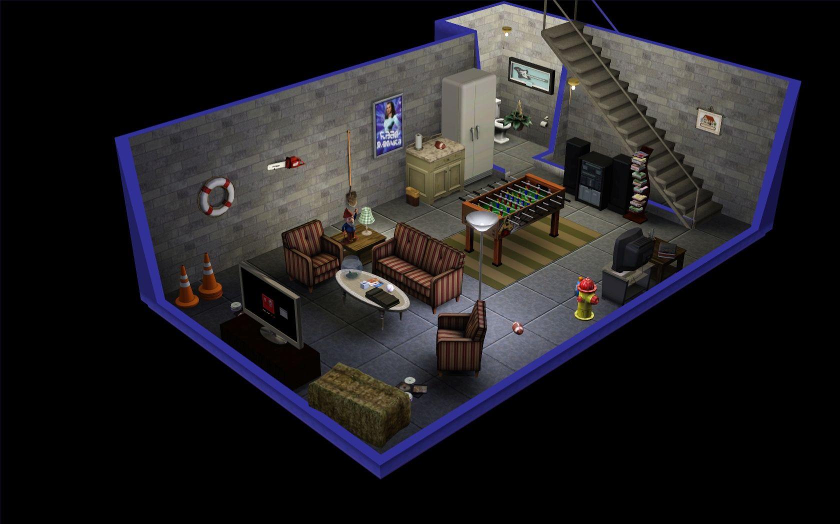 Sims 3 Man Cave Lol Sims 3 Rooms Man Cave Bathroom Man Cave Decor