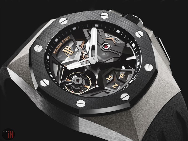Audemars Piguet Royal Oak Concept Flying Tourbillon Gmt Audemars
