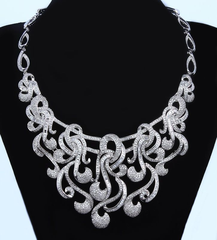 Aliexpress.com : Buy Free Courier Fine Quality Cubic Zircon Setting Necklace vintage jewelry Free Courier (D569YN0536) from Reliable vintage necklace suppliers on Boutique DC1989 (one stop purchase) $360.41