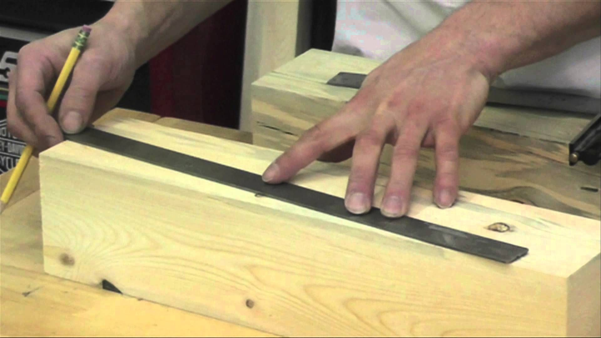 Dimensional Leg Tapering HowTo Wood building, Home diy