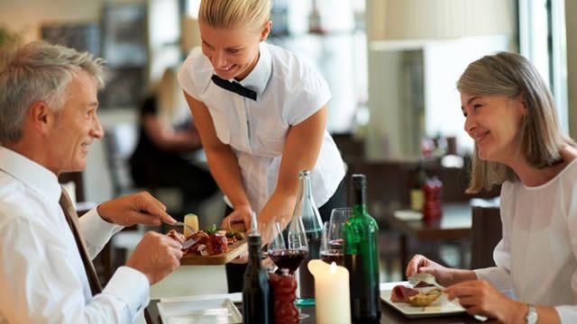 Tipping In London Restaurant Marketing Menu Restaurant Tips