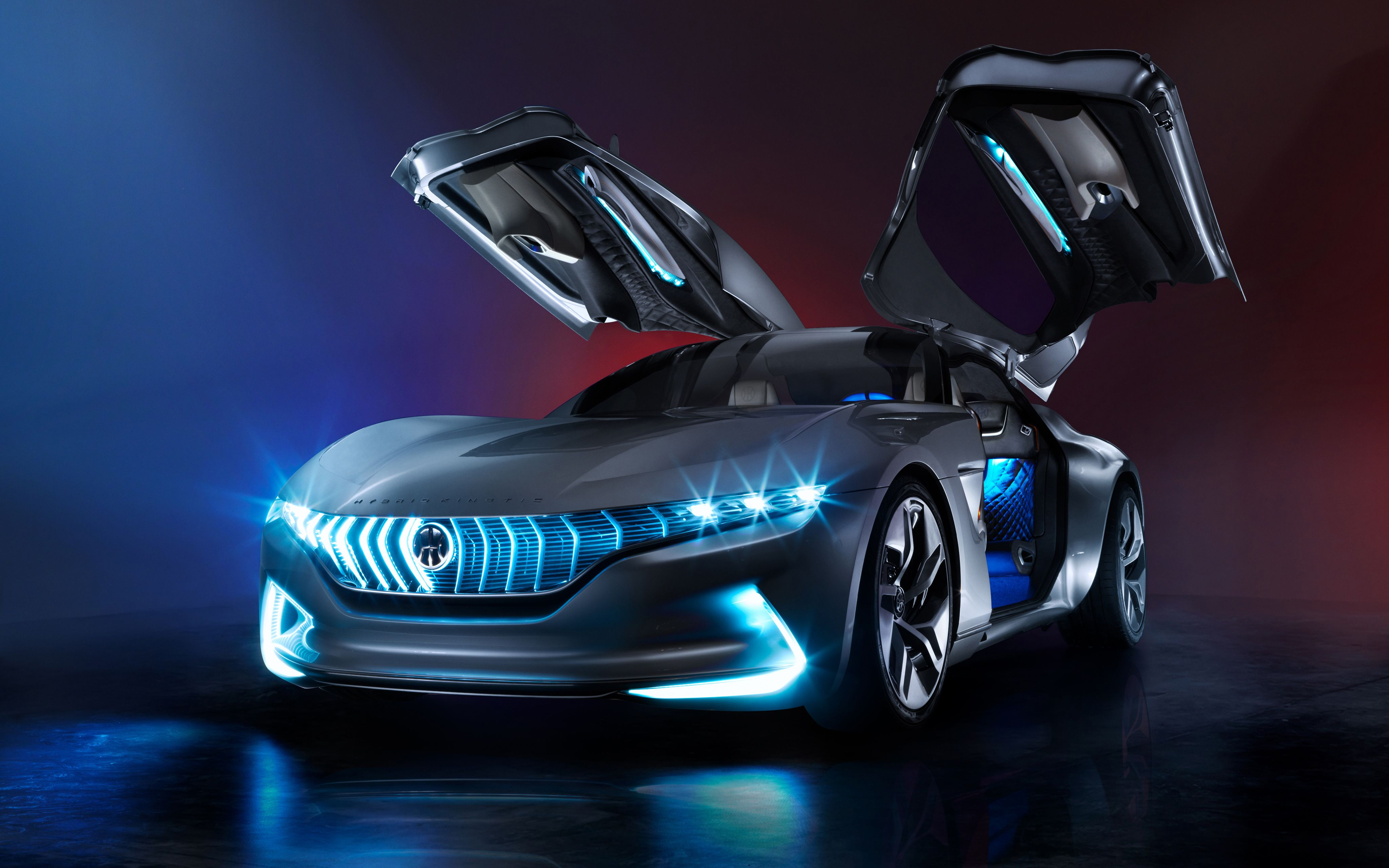 Hybrid Kinetic Gt Geneva Motor Show 2018 4k 4k Hd Wallpapers