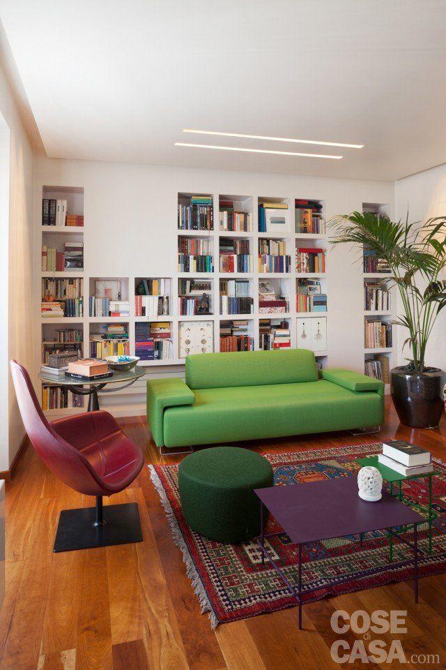 soggiorno2 Arredamento d'interni, Idea di decorazione e