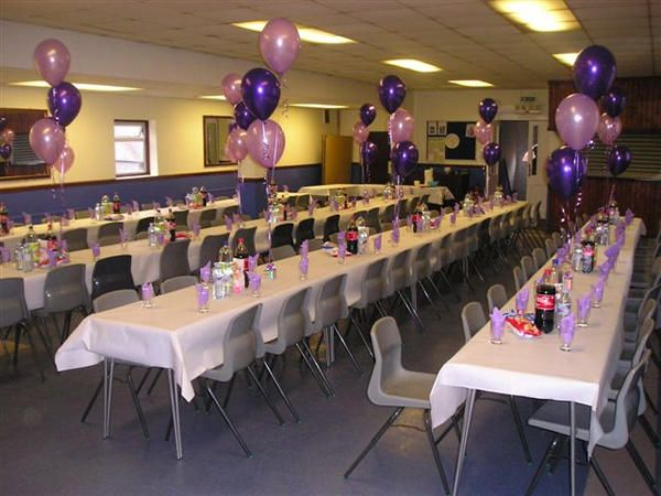 Birthday party hall hire dartford 21st birthday party at for 1st birthday hall decoration ideas