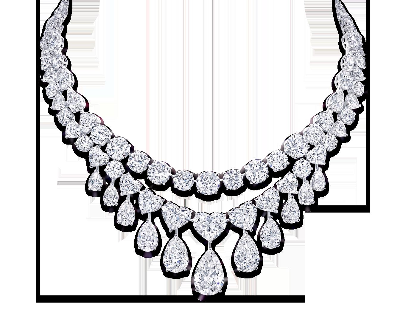 Pin By Nemet Joussef On Jewelry Graff Jewelry Diamond Necklace Designs Diamond Necklace
