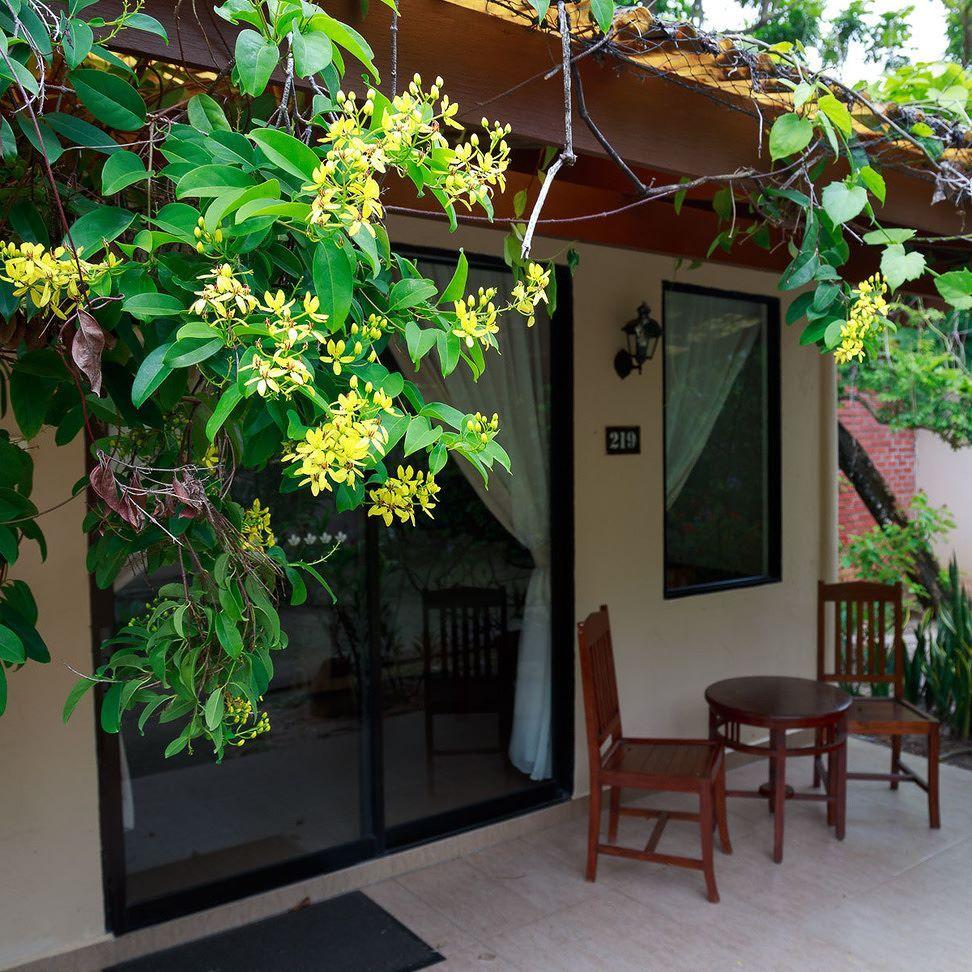 Our home for awhile. #FrangipaniLangkawi #home #resort #Langkawi ...