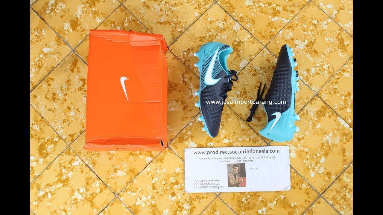 Sepatu Bola Nike Mercurial Vapor Xi Cr7 Fg Cool Grey 852514 001