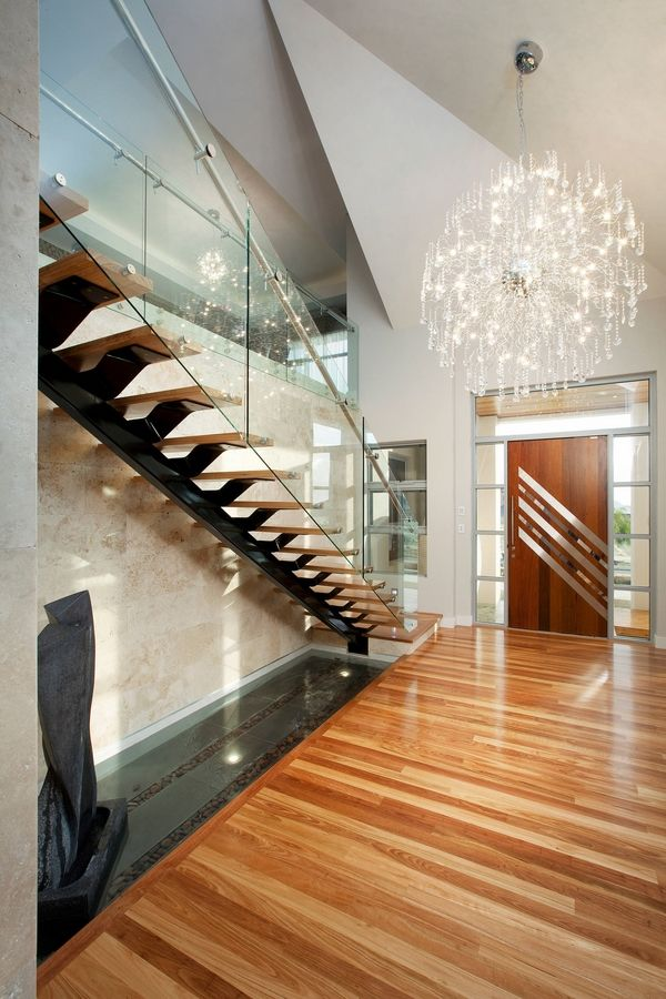 30 Amazing Crystal Chandeliers Ideas For Your Home Modern Chandelier Modern Foyer Modern Chandelier Foyer