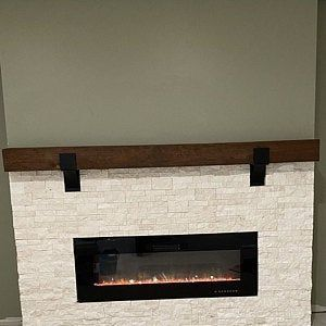 Terrific Free of Charge metal Fireplace Mantels Style Fireplaces are really one among my top picks parts of some sort of home. They generate an incredible focus in ...  #Charge #Fireplace #Free