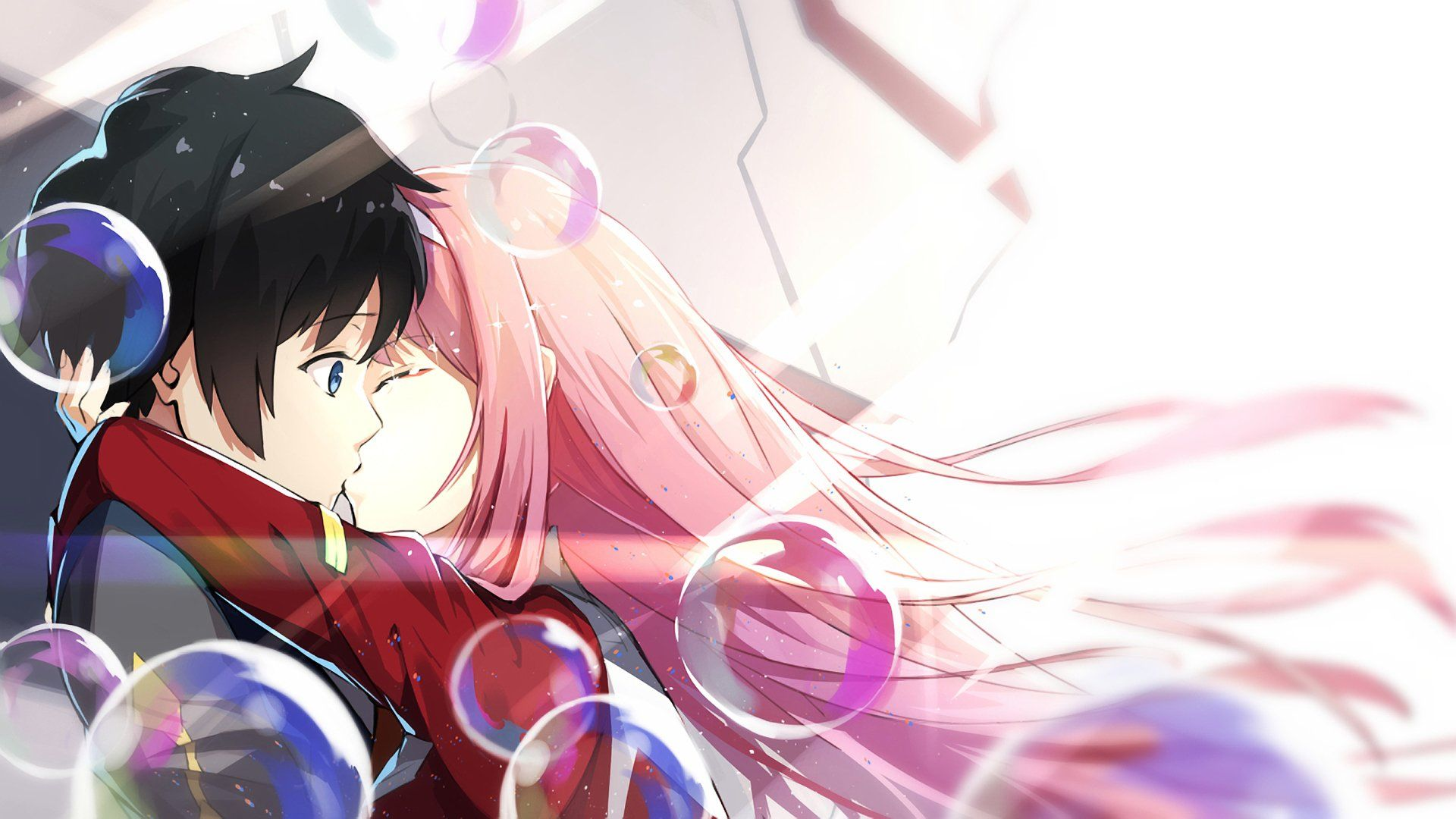 Darling In The FranXX HD Wallpaper   Background Image   1920x1080