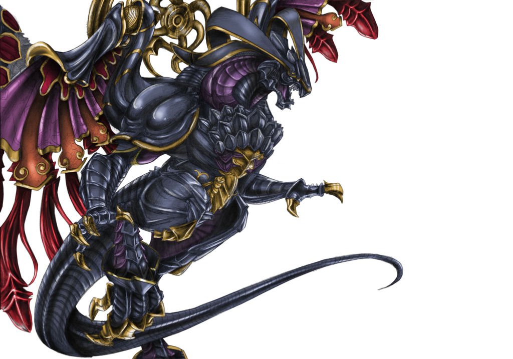 Bahamut Ffx By Swankyshadow On Deviantart Bahamut Final Fantasy Final Fantasy Art Bahamut