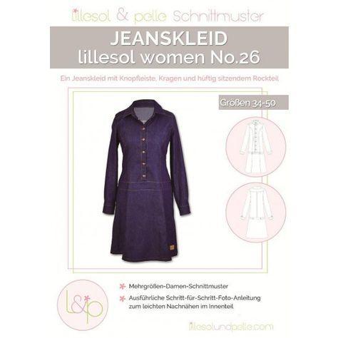 Lillesol & Pelle - Schnittmuster - Lillesol Women No. 26 ...