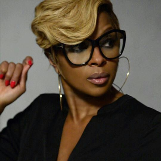 #TheLondonSessions Mary J. Blige