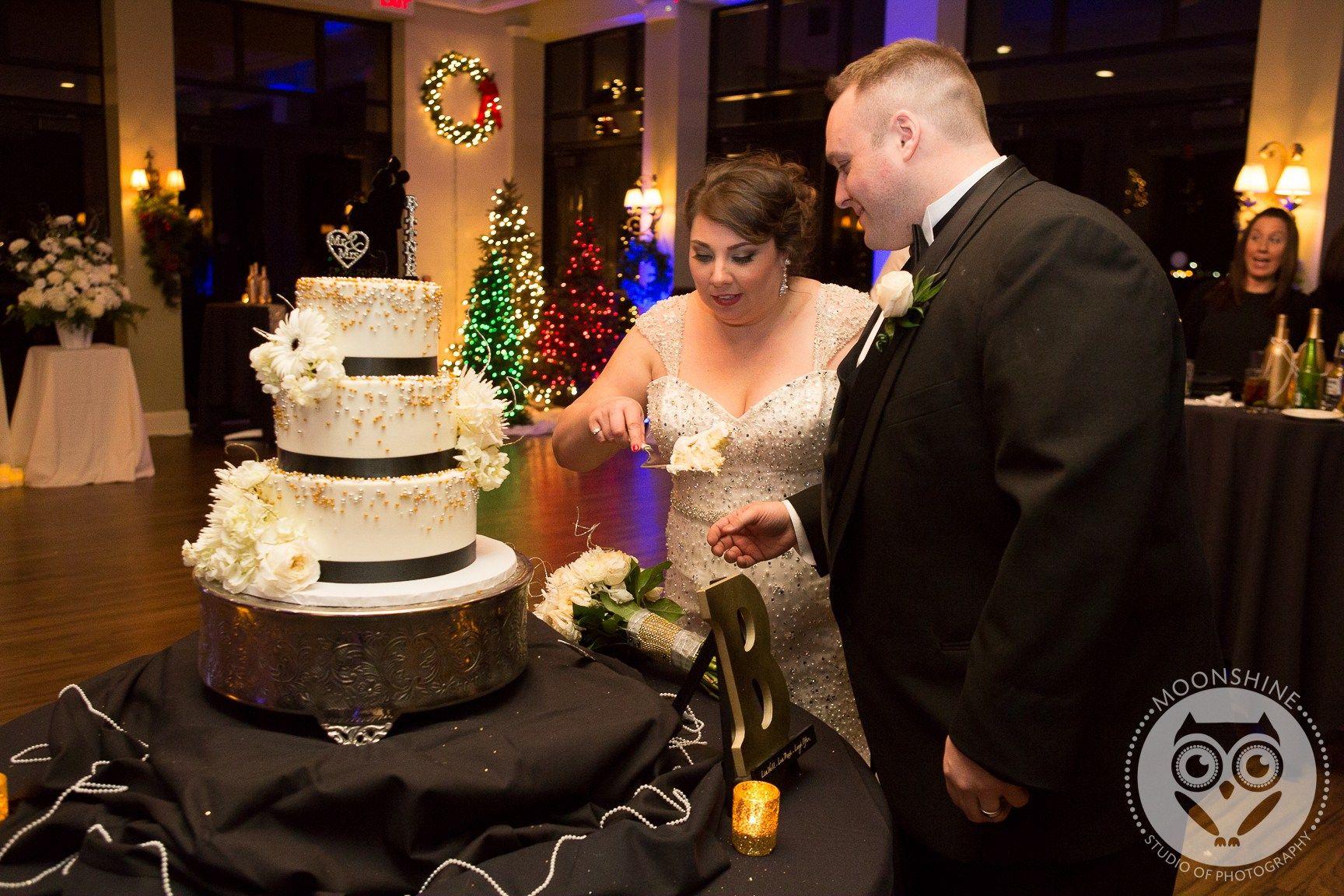 Michelle & Paul New Years Eve Wedding Buffalo NY New