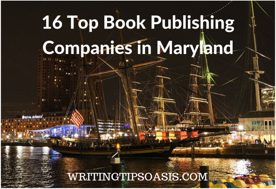 16 Top Book Publishing Companies In Maryland Book Publishing Companies Book Publishing Top Books