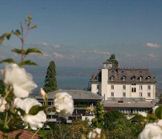 Zwitserland: nordic walking aan de Bodensee