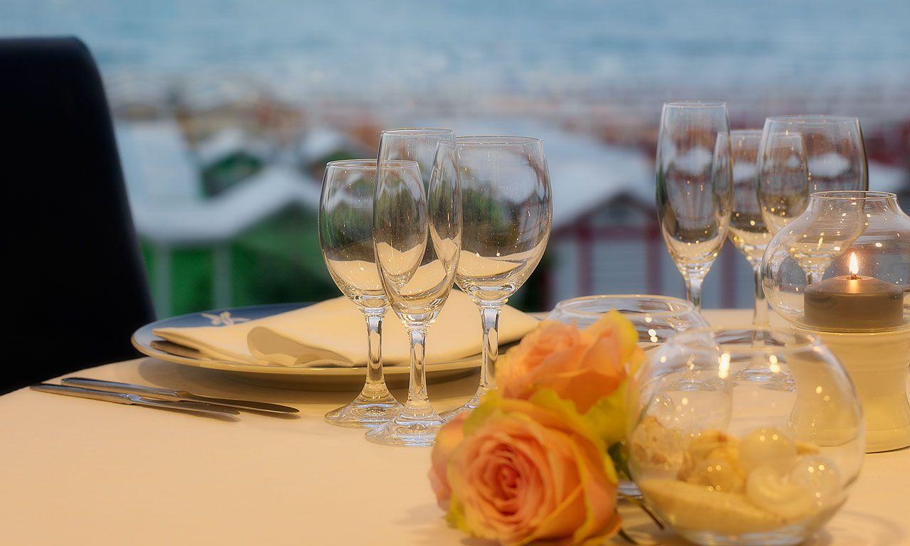 Ristorante a Riccione sul Mare Ristorante Riccione - Hotel Tiffany's a Riccione