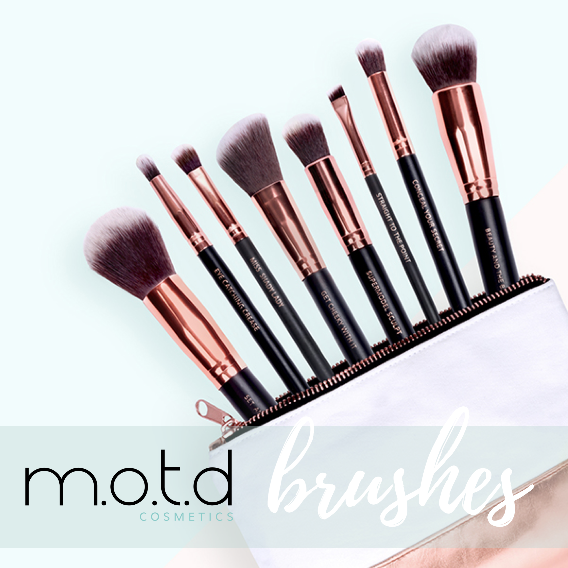 Pin by MOTD Cosmetics Vegan Brushes on CRUELTY FREE MAKEUP