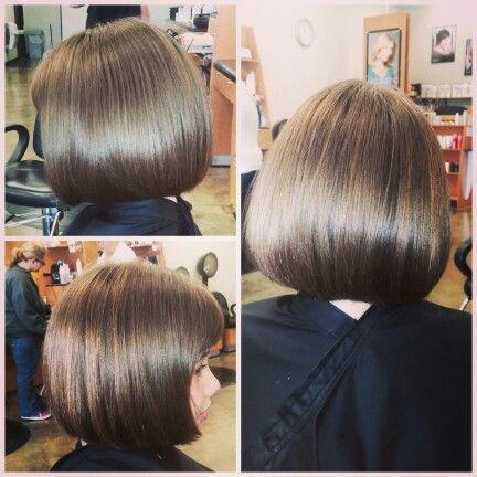 little girls bob haircut hairbyamie  bob haircut for