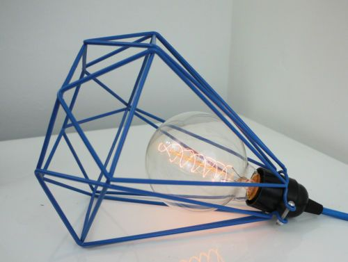 DIAMOND-GEOMETRIC-CAGE-INSPECTION-LIGHT-w-coloured-fabric-cable