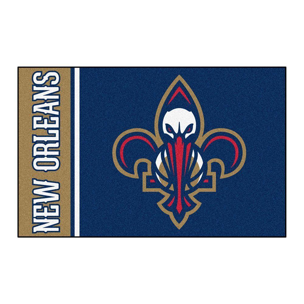 New Orleans Pelicans NBA Starter Floor Mat 20x30