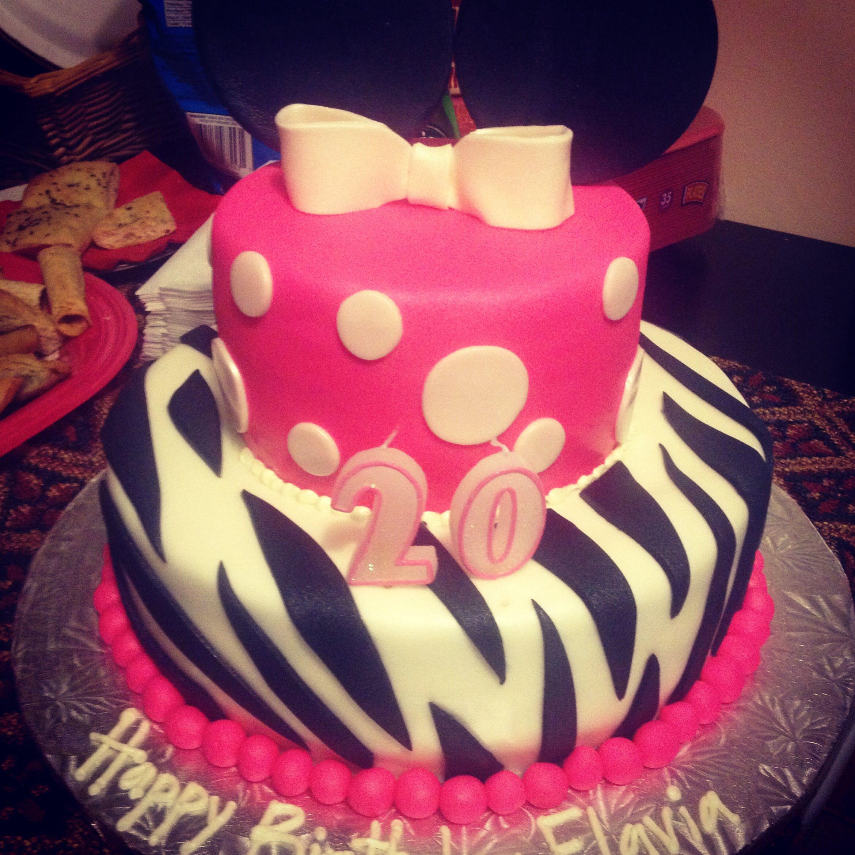 My 20th birthday cake food Pinterest 20th birthday Birthday
