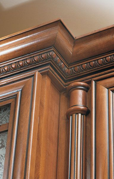 Cabinet Moulding Amp Accents Homecrest Cabinetry Decorative Trim