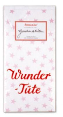 krimaundisa T�ten-Set Geschenkt�ten mit Aufklebern Wundert�te Sterne rosa