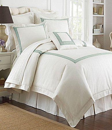 Southern Living Greek Key Bedding Collection #Dillards