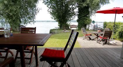 Ferienhaus am Bodensee, direkt am See, Schweiz