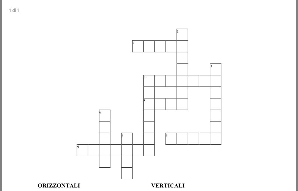 Pin By Marisa Orfeo On 2 A Crossword