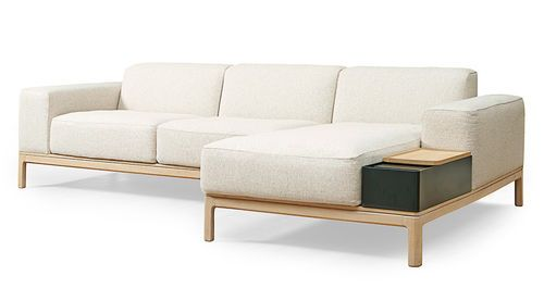 eck sofa modern f r innenbereich holz lagoon ej 500 by welling ludvik erik j rgensen. Black Bedroom Furniture Sets. Home Design Ideas