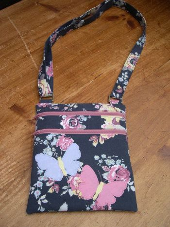 Zip and Go PDF Pattern   Bags, bags & more bags   Pinterest   Modell ...