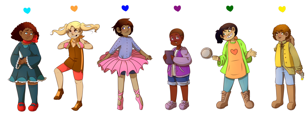 Someone Wanted To Know What My Human Soul Kids Would Look Like So Here They Are Hope You Like Them Don T Have Human Soul Undertale Souls Undertale Cute