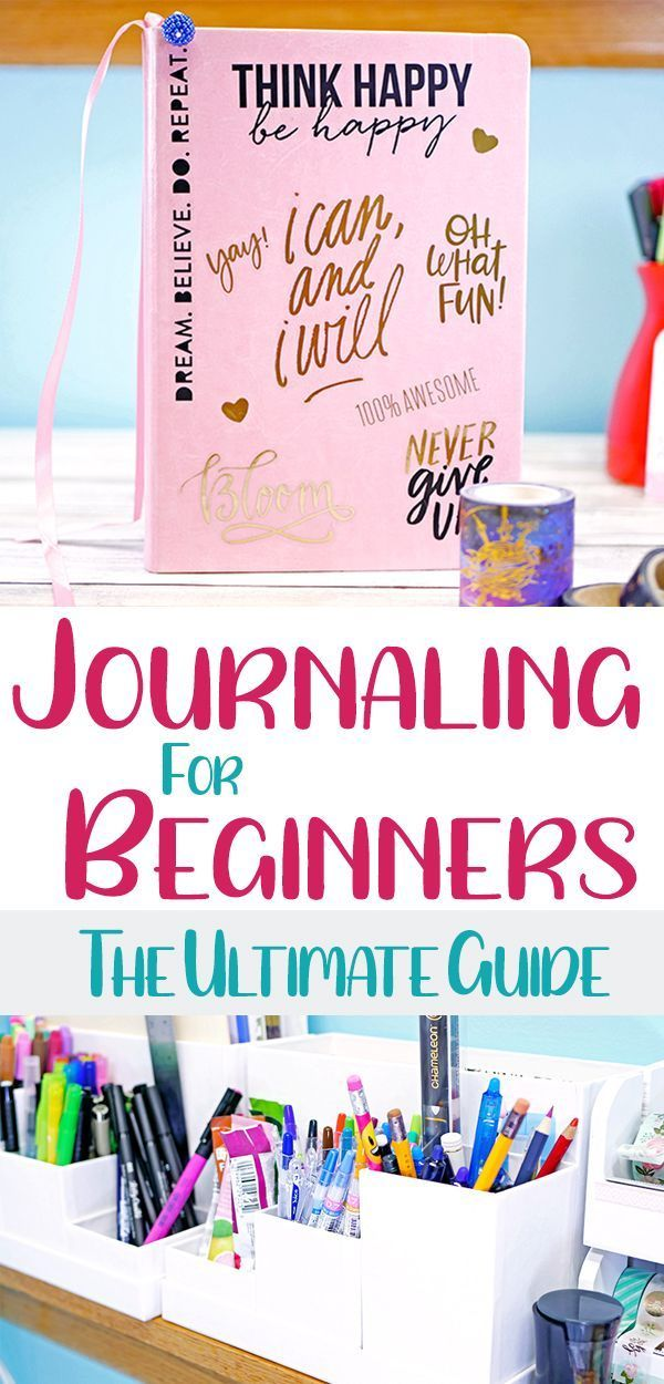 How to Journal in 2020: Helpful Journaling Tips for Beginners