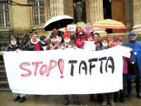 Collectif Stop TAFTA - Non au Grand Marché Transatlantique - Site officiel du collectif national unitaire stop TAFTA