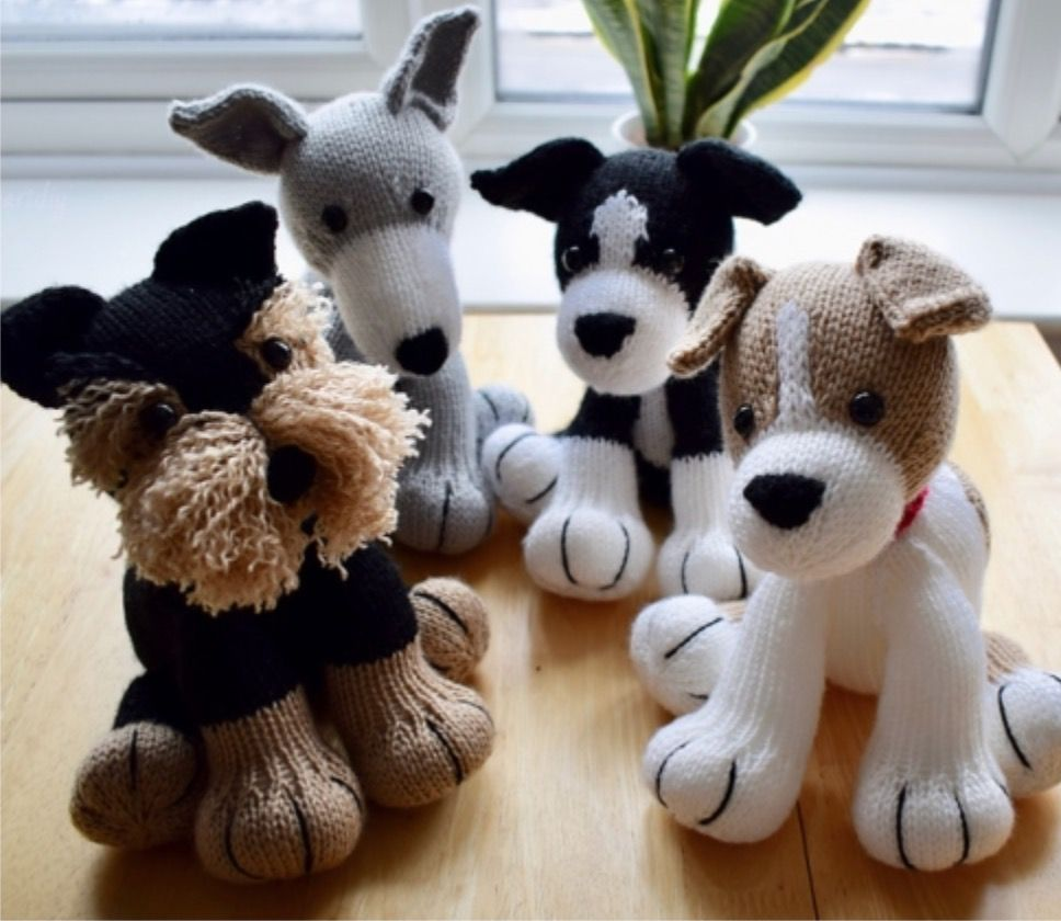 Free Dog Knitting Patterns | The WHOot
