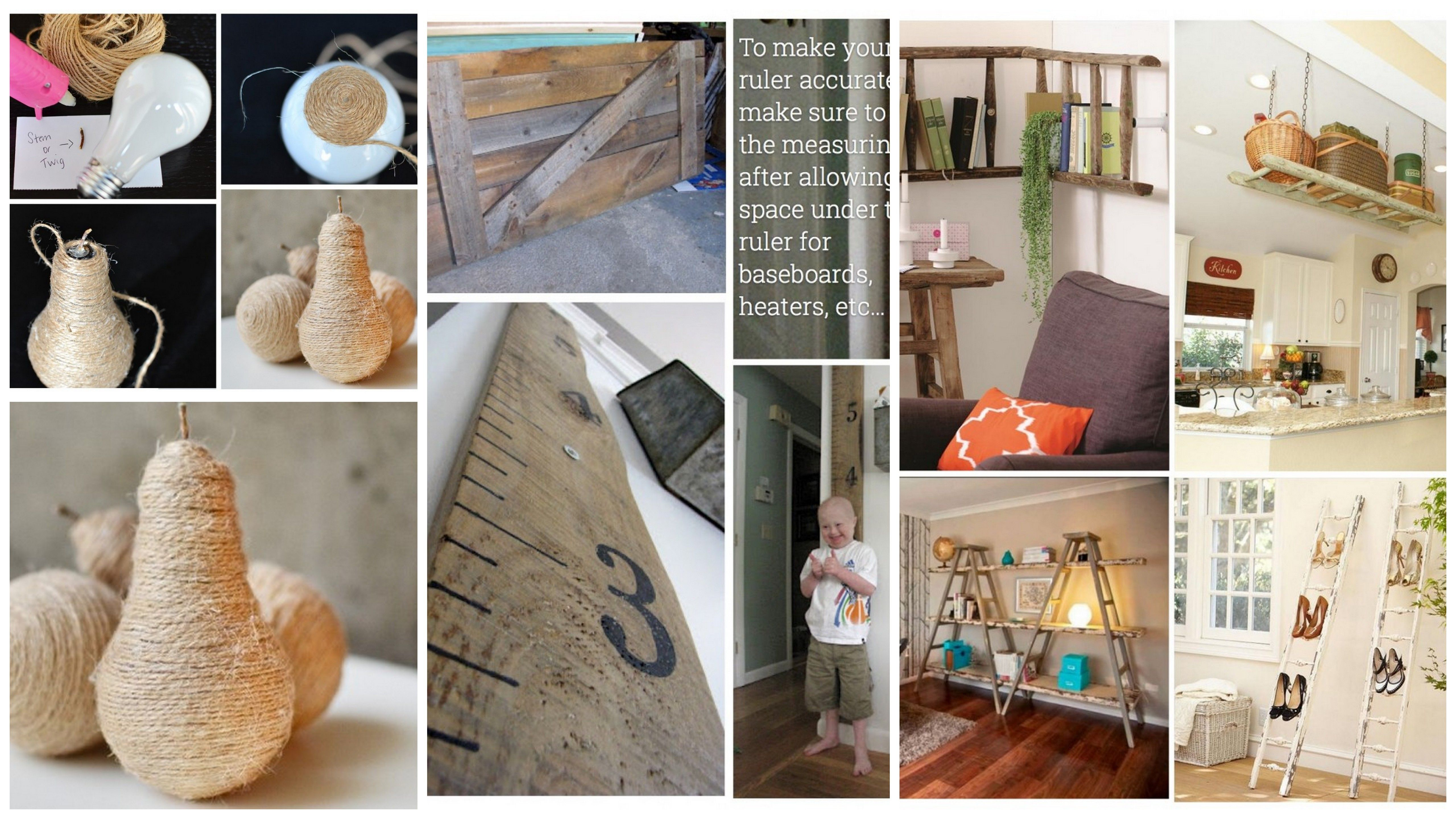 Rustikale Deko Ideen, die in deinem Haus eine besondere Atmosphäre ...