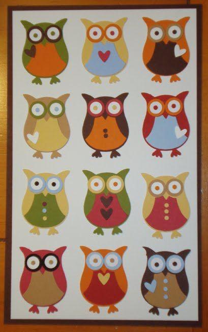 Jenstampin: Amazing Owl Punch!