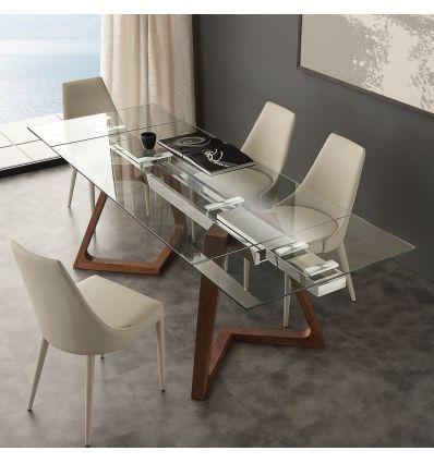 Spoleto è un tavolo da pranzo in grado di conquistare la