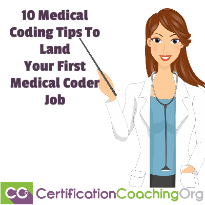 Medical Coding Tips To Land Your First Medical Coder Job