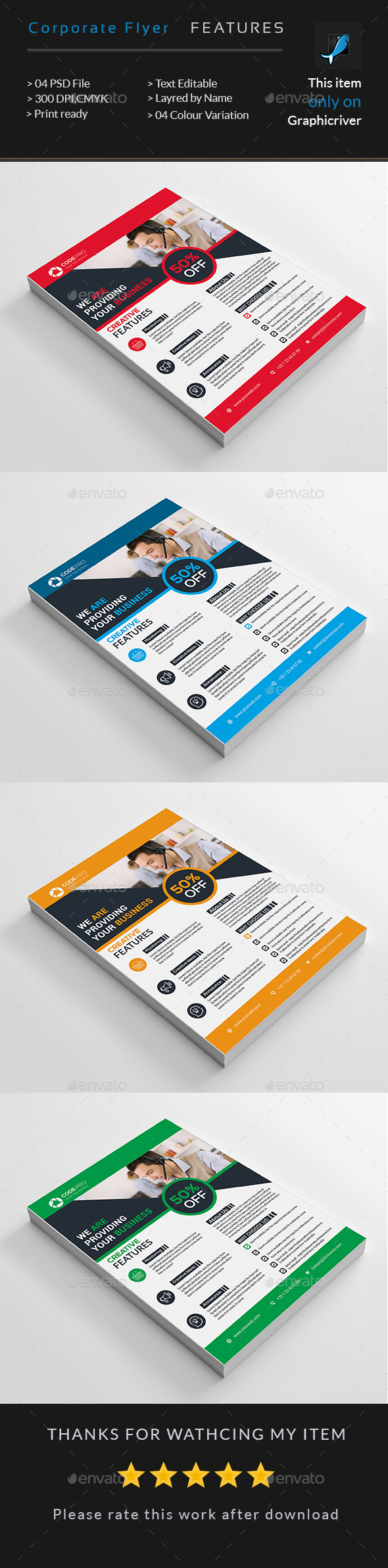 Corporate Business Flyer Business Flyer Flyer Corporate Business