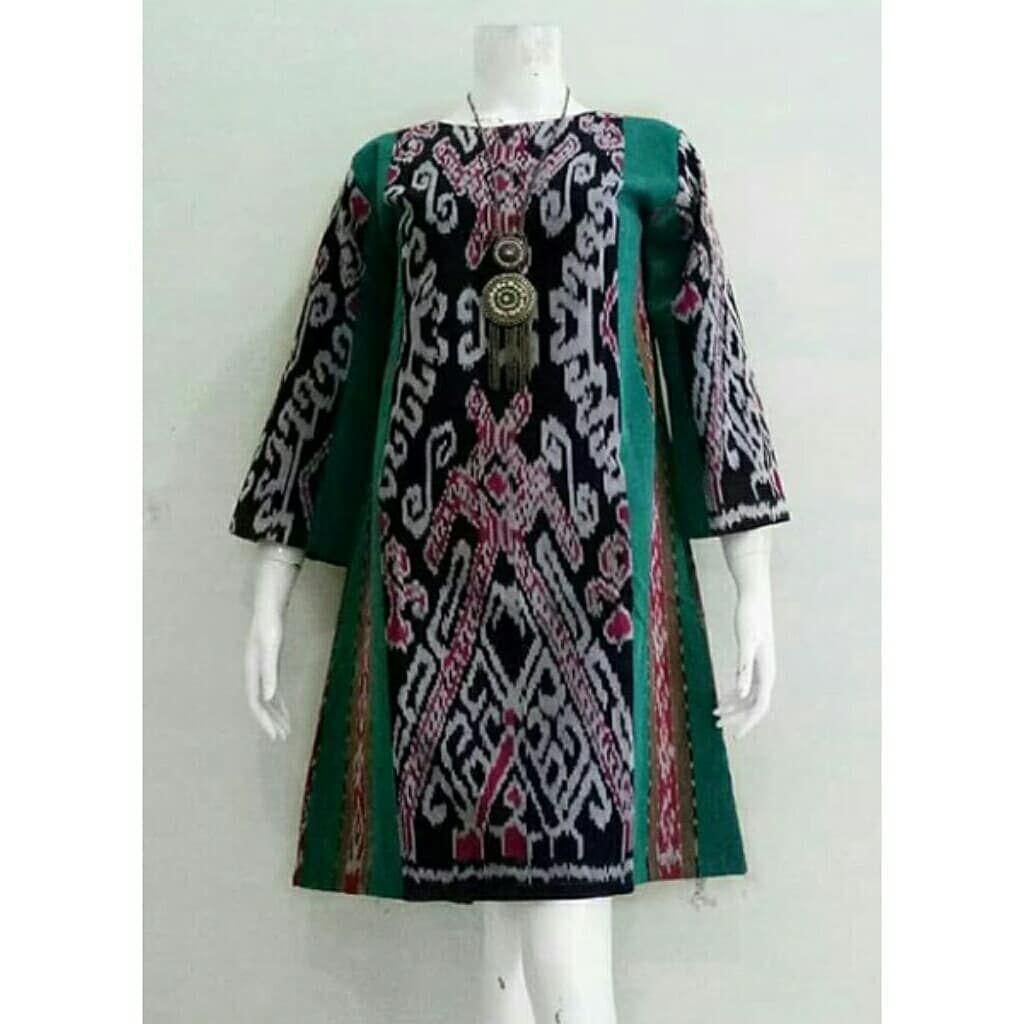 Ready Stock Kain Tenun Troso Jepara Tenun Ikat Yang Dibuat Menggunakan Alat Tenun Tradisional Bukan Mesin 100 Asli Bisa Fashion Kimono Top Women S Top