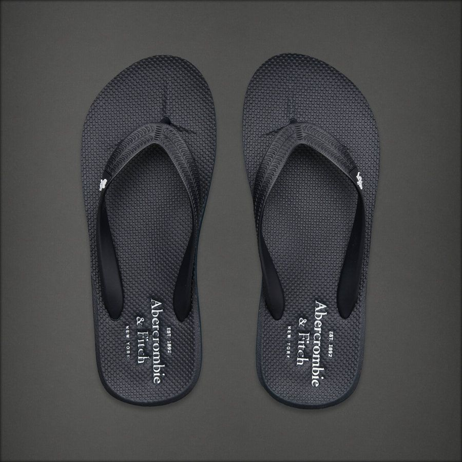 928951132 Abercrombie & Fitch - Shop Official Site - Mens - Flip Flops - Classic -  Heritage Flip Flops