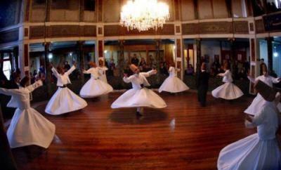 رقصة المولوية   المفكرة الثقافية