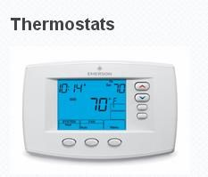 American Air Hvac Digital Thermostat Thermostat Home Thermostat