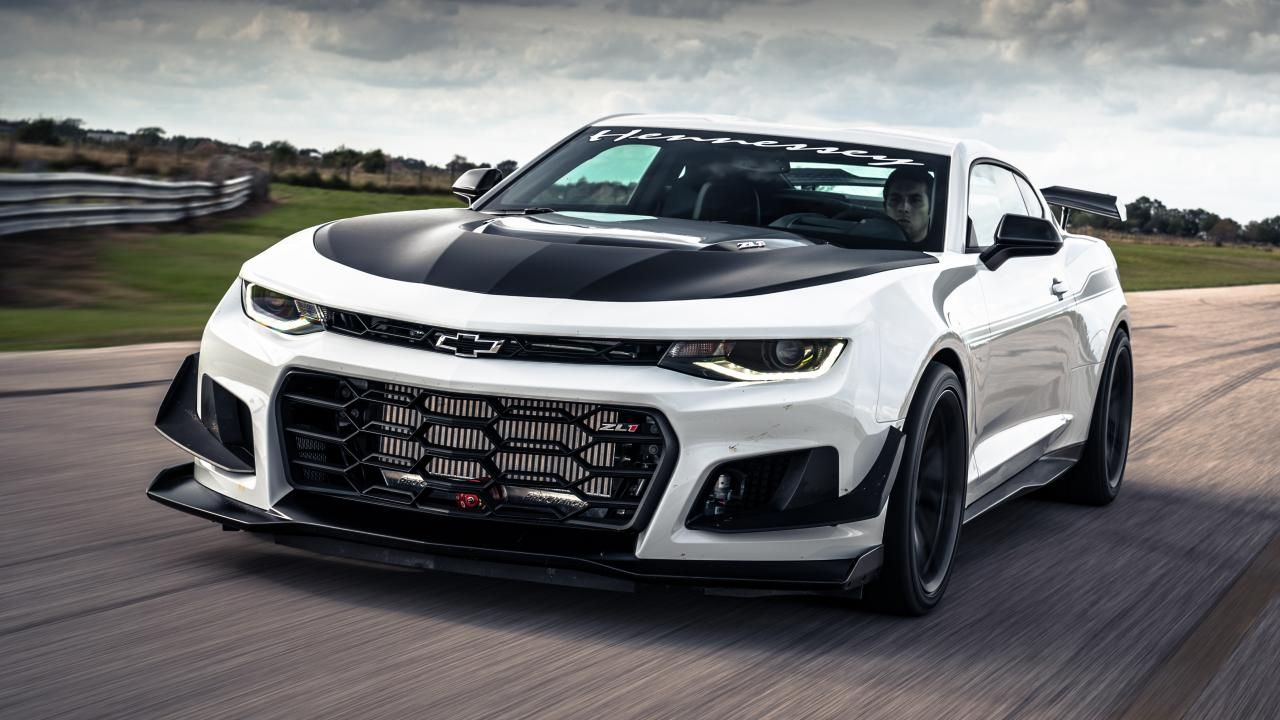 Hennessey Exorcist Review 1000bhp Camaro Testedhttps Www Topgear Com Car Reviews Chevrolet Zl1 1le V8 2dr First Drive 0 Camaro Hennessey Camaro Zl1