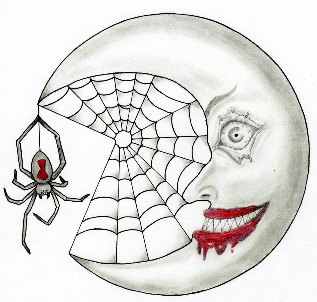Image Result For Scary Drawings Of Demons Easy With Images