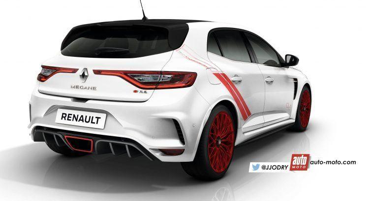 Future Renault Megane Rs Trophy 2 2018 Enfin 300 Ch Carro Deportivos Autos Deportes